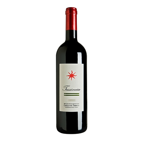 """Toscana Rosso IGT """"Tassinaia"""" 2012 Magnum"""