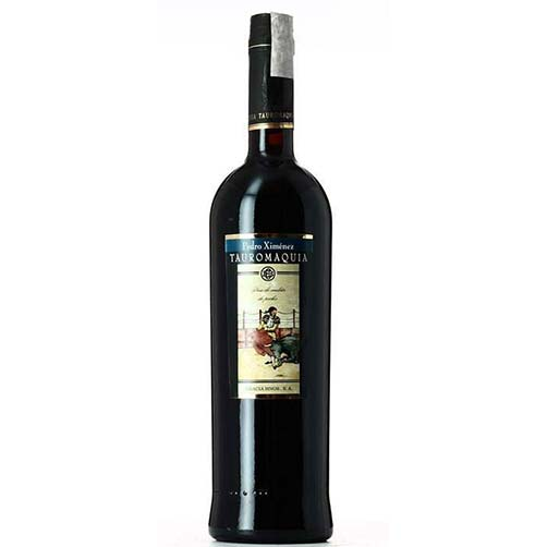 "Vino Liquoroso Dolce Montilla Moriles ""Tauromaquia"""