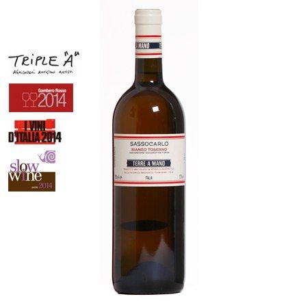 "Bianco Toscano IGT ""Sassocarlo"""