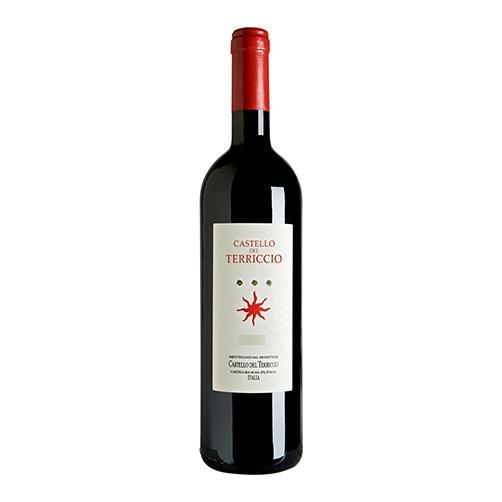 """Toscana Rosso IGT """"Castello del Terriccio"""" 2001"""