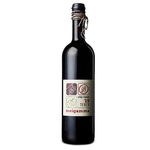 "Vino Rosso ""Terzo"""