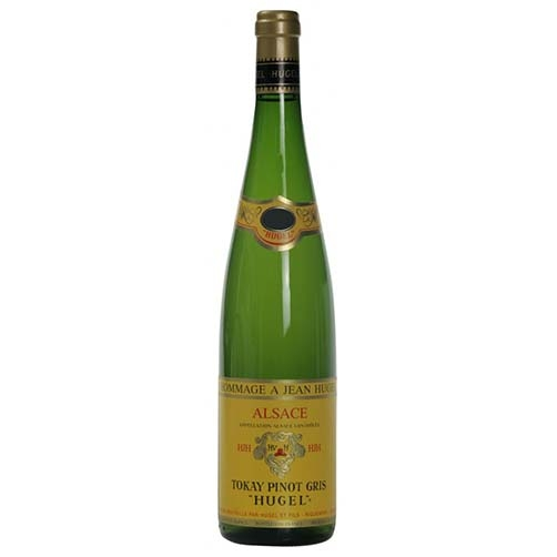 "Alsace Tokay Pinot Gris ""Hommage a Jean Hugel"""