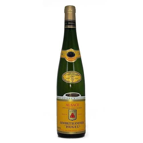 Alsace Gewürztraminer Vendange Tardive