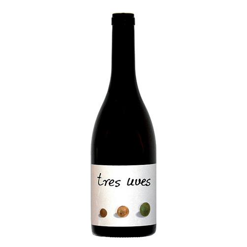 "Vino Blanco ""Tres Uves"""