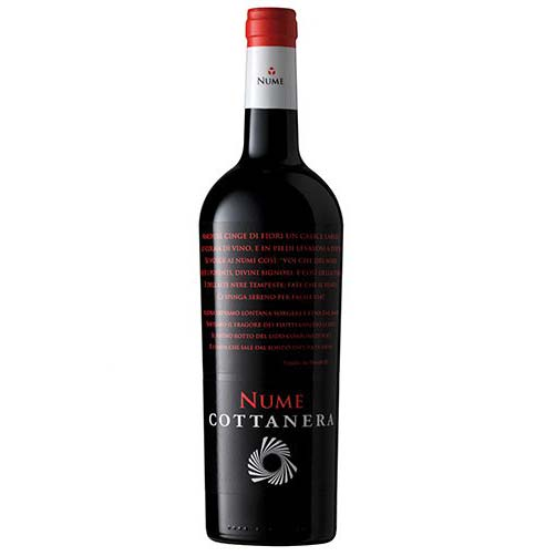 """Sicilia Rosso IGT """"Nume"""" 2010 Magnum"""