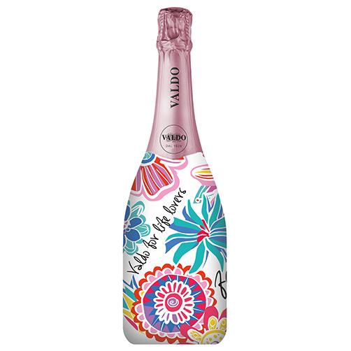 """Spumante Metodo Charmat Rosé Brut """"Floral Edition 2017"""""""