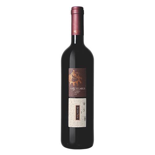 """Umbria Rosso IGT """"Vascellarus"""""""