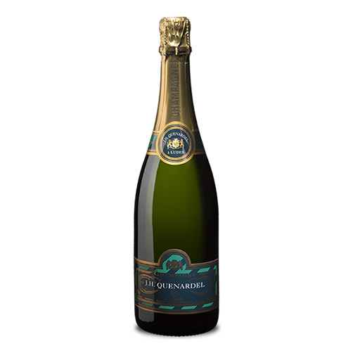 "Champagne Brut ""Blason Vert"""
