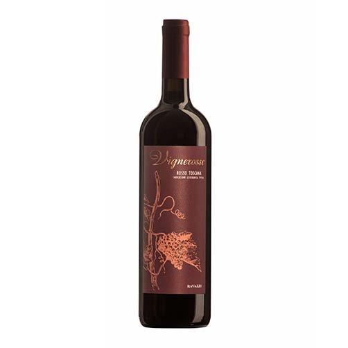 "Toscana Rosso IGT ""Vignerosse"""