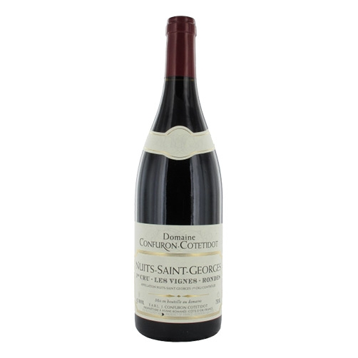 Nuits Saint Georges Les Vignes Rondes 1er Cru Rouge