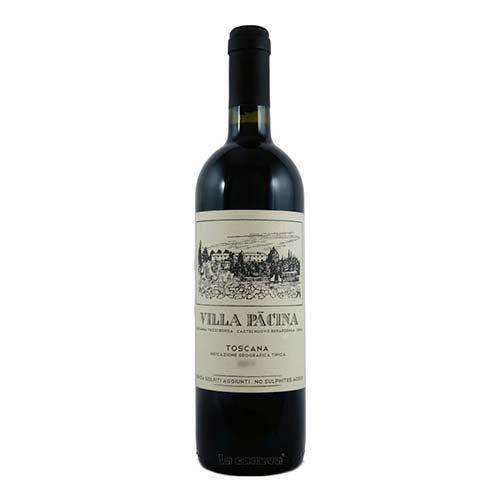 """Toscana Rosso IGT """"Villa Pacina"""""""