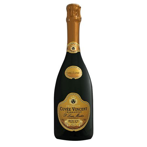 """Champagne Brut Blanc de Blanc Bouzy Grand Cru """"Cuvée Vincent"""""""