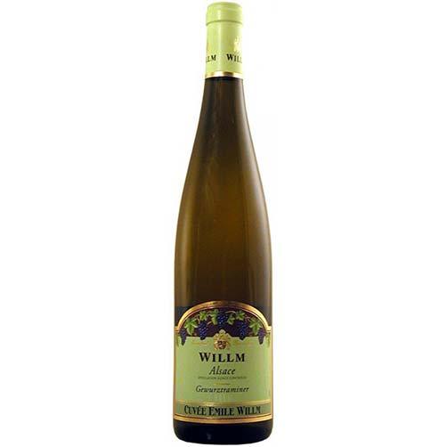 Gewürztraminer Cuvée Emile Willm