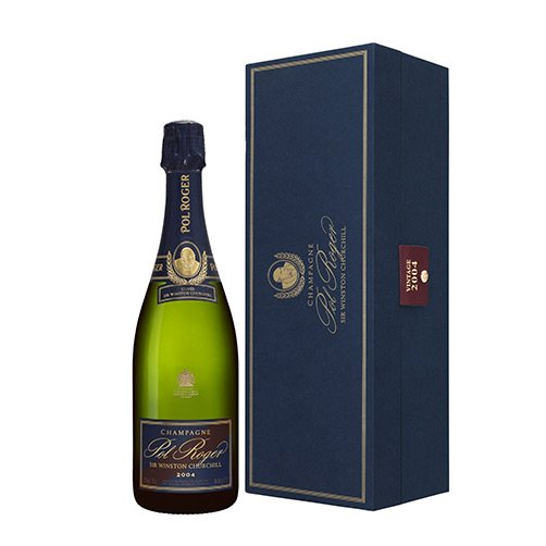 "Champagne Brut ""Sir Winston Churchill"""