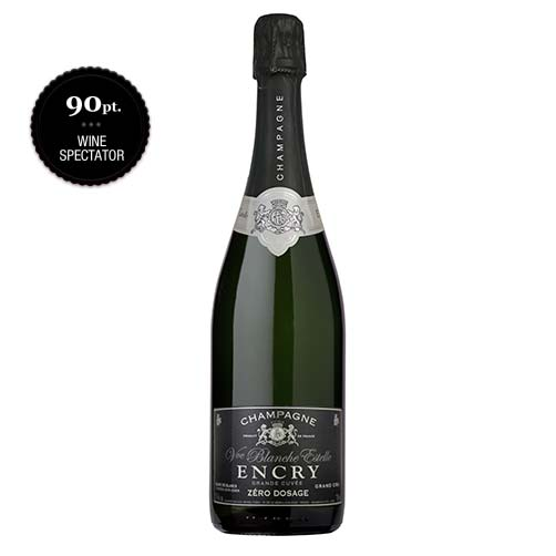 "Champagne Zéro Dosage Blanc de Blancs Grand Cru ""Encry Grande Cuvée"" Magnum"