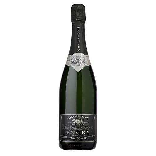 "Champagne Zéro Dosage Blanc de Blancs Grand Cru ""Encry Grande Cuvée"""